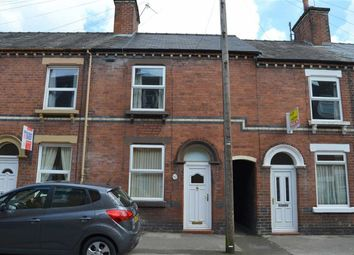 Thumbnail 2 bed terraced house for sale in Chorley Street, Leek