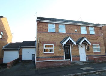 Thumbnail 3 bed semi-detached house to rent in Bank Street, Tunstall, Stoke-On-Trent