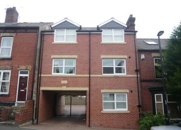 Thumbnail 1 bed flat to rent in Alexandra House, Alexandra Road, Heeley, Sheffield