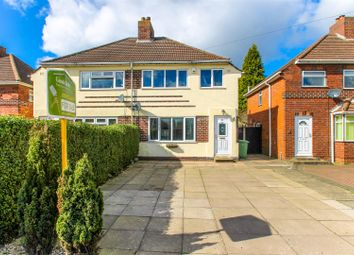 Thumbnail 3 bedroom semi-detached house for sale in Ogley Road, Brownhills, Walsall