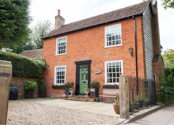 Thumbnail 4 bed detached house for sale in Lower Gustard Wood, Wheathampstead