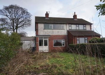 Thumbnail 3 bed semi-detached house for sale in Roughcote Lane, Caverswall, Stoke-On-Trent, Staffordshire