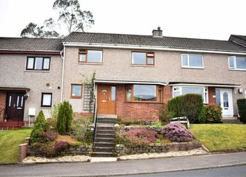 Thumbnail 3 bed terraced house for sale in 15, Carnoustie Avenue, Gourock, Renfrewshire