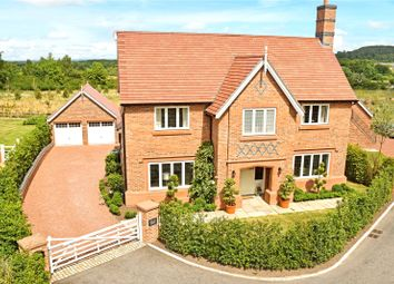 Thumbnail 4 bed detached house for sale in Stretton Green, Tilston, Malpas, Cheshire