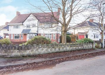 Thumbnail 3 bed semi-detached house for sale in Sandwell Road, Wolverhampton