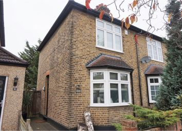 Thumbnail 2 bed semi-detached house for sale in Longfield Avenue, Hornchurch