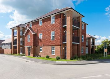 Thumbnail 2 bed flat for sale in Southfields Way, Harrietsham