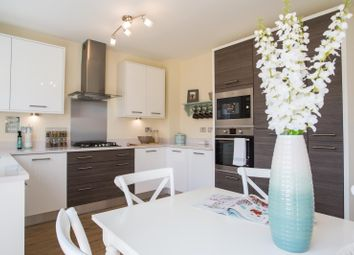 Thumbnail 3 bed semi-detached house for sale in 134 & 135 The Letchworth, Stockley Lane, Calne, Wiltshire