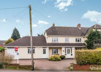 Thumbnail 4 bed semi-detached house for sale in Cherry Orchard, Lichfield