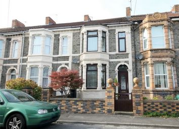 Thumbnail 3 bed terraced house for sale in Soundwell Road, Kingswood, Bristol