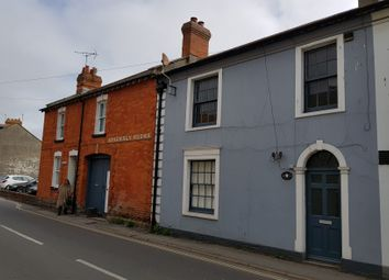 Thumbnail 1 bed terraced house for sale in Hope Cottage, St. Michaels Lane, Bridport, Dorset