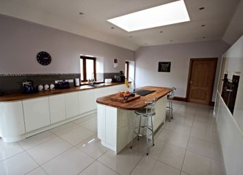 Thumbnail 4 bedroom barn conversion for sale in Leslie, Insch