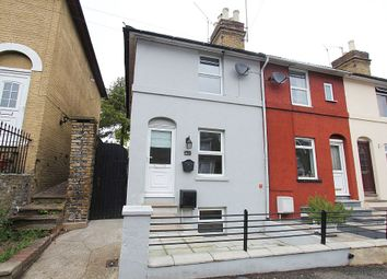 Thumbnail 2 bed end terrace house for sale in Ospringe Road, Faversham, Kent