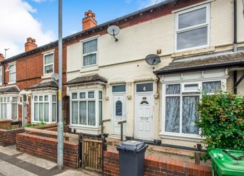 Thumbnail 3 bed terraced house for sale in Rough Hay Road, Darlaston, Wednesbury