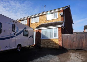 Thumbnail 4 bed semi-detached house for sale in Goldstone Drive, Bridgnorth