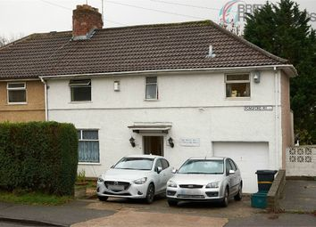 Thumbnail 5 bed semi-detached house for sale in Ponsford Road, Knowle, Bristol