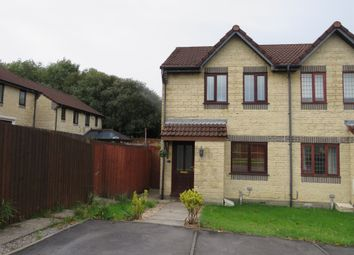 Thumbnail 2 bed end terrace house for sale in Ffordd Scott, Birchgrove, Swansea