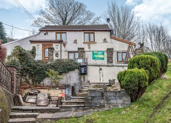 Thumbnail 3 bedroom cottage for sale in The Uplands, Pontrhydyfen, Port Talbot
