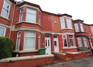 Thumbnail 3 bed terraced house to rent in Astonwood Road, Tranmere, Birkenhead