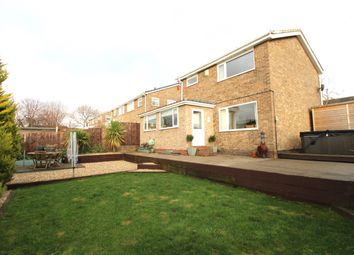 Thumbnail 3 bed detached house for sale in Clockburnsyde Close, Whickham