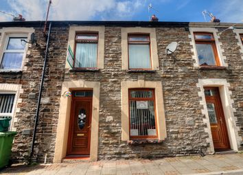 Thumbnail 3 bed terraced house for sale in Glanlay Street, Penrhiwceiber, Mountain Ash