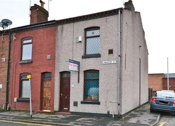 Thumbnail 2 bed end terrace house for sale in Cawdor Street, Leigh