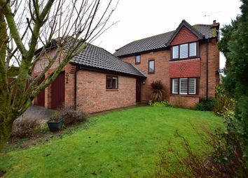 Thumbnail 4 bed detached house for sale in Scholey Close, Halling, Rochester, Kent
