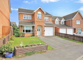 Thumbnail 4 bed detached house for sale in Applethwaite Gardens, Skelton-In-Cleveland, Saltburn-By-The-Sea