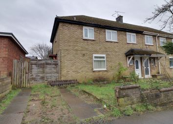 Thumbnail 3 bed semi-detached house to rent in Searby Road, Scunthorpe