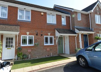 Thumbnail 2 bed terraced house for sale in Ubsdell Close, New Milton