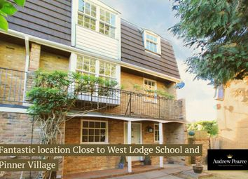 Thumbnail 3 bed end terrace house for sale in Westbury Lodge Close, Pinner