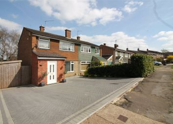 Thumbnail 3 bed semi-detached house for sale in Forest Drive, Chatham, Kent