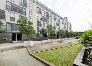 Thumbnail 2 bed flat for sale in Hallmark Court, Ursula Gould Way, London