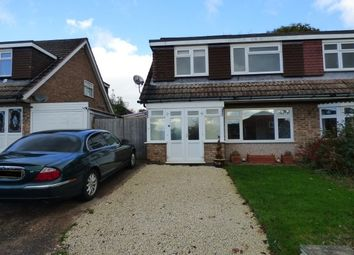 Thumbnail 3 bed semi-detached house to rent in Meadow Road, Barlestone