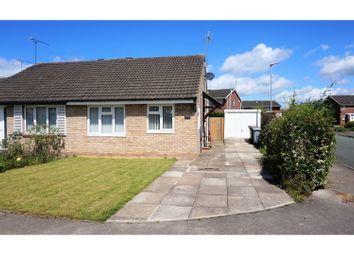Thumbnail 2 bed semi-detached bungalow for sale in Wareham Drive, Crewe