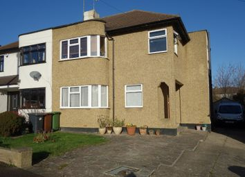 Thumbnail 4 bed semi-detached house for sale in Allandale Crescent, Potters Bar