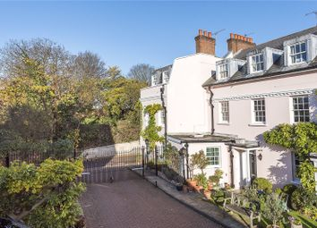Thumbnail 4 bed end terrace house for sale in Varsity Row, Mortlake