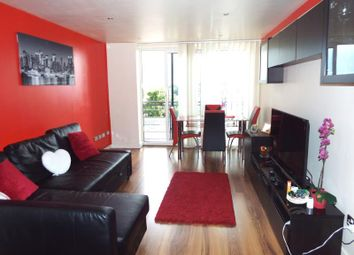 Thumbnail 1 bed flat to rent in High Road, Chadwell Heath, Romford