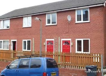 Thumbnail 2 bedroom town house to rent in Joseph Street, Radcliffe, Manchester