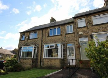 Thumbnail 2 bed end terrace house for sale in Parkwood Road, Longwood, Huddersfield