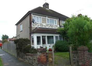 Thumbnail 3 bedroom semi-detached house for sale in Bournemouth Park Road, Southend-On-Sea