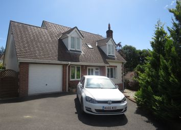Thumbnail 4 bed detached house for sale in Charmouth Road, Axminster