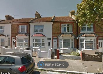 Thumbnail 1 bed flat to rent in Sidley Road, Eastbourne