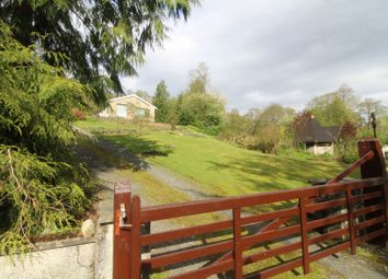 Thumbnail 2 bed detached bungalow for sale in School Road, Lochearnhead