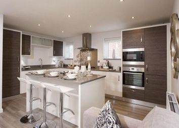 """Thumbnail 4 bed detached house for sale in """"Lincoln"""" at Kepple Lane, Garstang, Preston"""