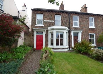 Thumbnail 3 bed end terrace house for sale in London Road Terrace, Carlisle, Cumbria