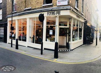 Thumbnail Restaurant/cafe to let in New Row, London
