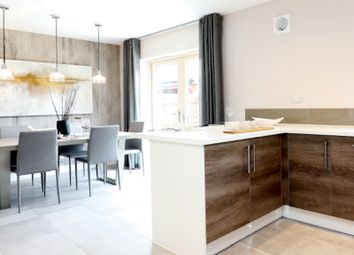 Thumbnail 5 bed detached house for sale in Red Hall Lane, Snow Hill, Wakefield