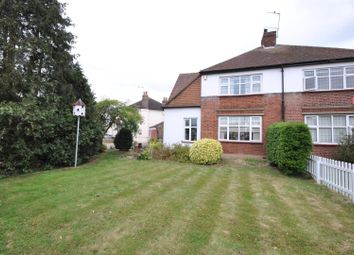 Thumbnail 3 bed semi-detached house for sale in Millcrest Road, Goffs Oak, Waltham Cross