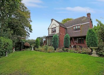 Thumbnail 3 bed detached house for sale in Lawton Avenue, Church Lawton, Cheshire